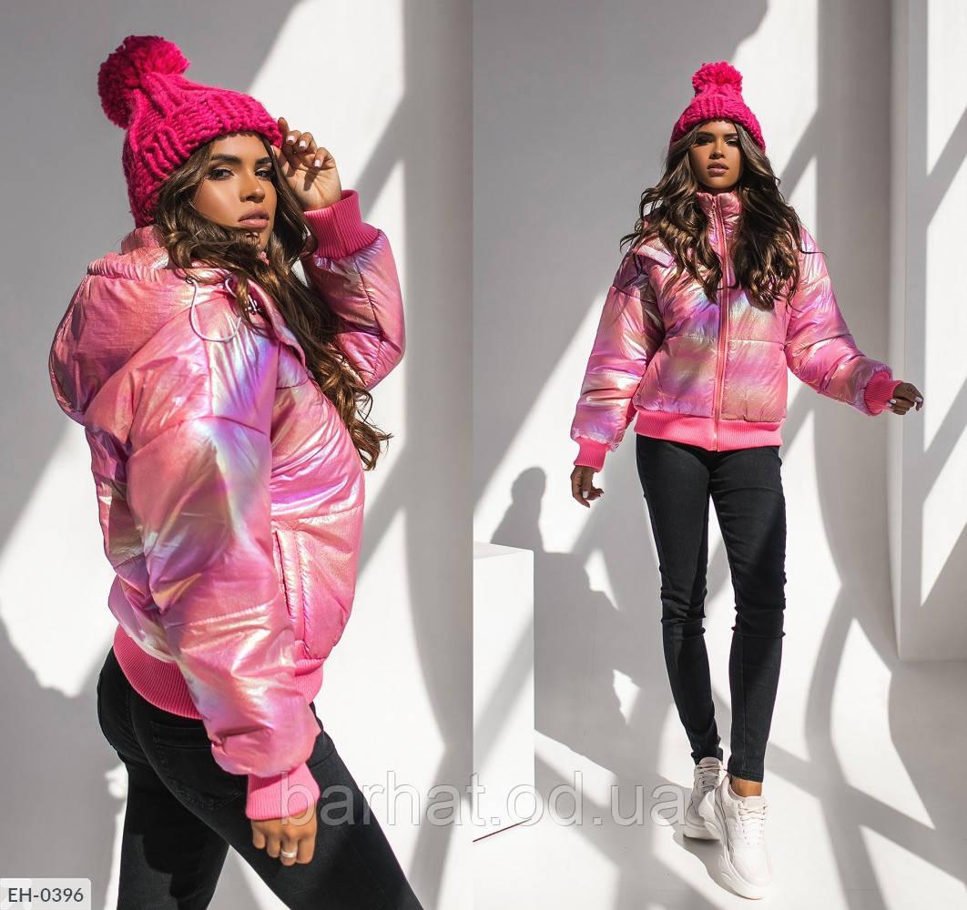 Жіноча курточка на весну 42-44, 46-48 роз.