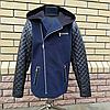 Модна куртка дитяча для хлопчика розмір 128-146, фото 4