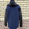 Модна куртка дитяча для хлопчика розмір 128-146, фото 5