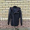 Модна куртка дитяча для хлопчика розмір 128-146, фото 7