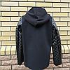 Модна куртка дитяча для хлопчика розмір 128-146, фото 8