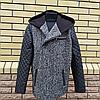 Модна куртка дитяча для хлопчика розмір 128-146, фото 2