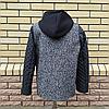 Модна куртка дитяча для хлопчика розмір 128-146, фото 3