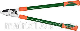 Гілкоріз, 660 мм, важільний механізм (max рез 35 мм) FLO (Польща)