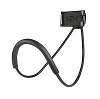 Тримач на шию для телефону Lazy Phone Holder, універсальний тримач смартфона, фото 1