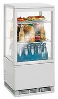 Шкаф — витрина холодильный настольный VRN 58 Beckers (Италия)