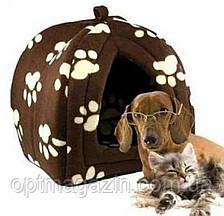 М'яка який будиночок Pet Hut для собак і кішок, фото 2