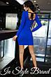 Платье короткое на спинке подвязка, фото 3