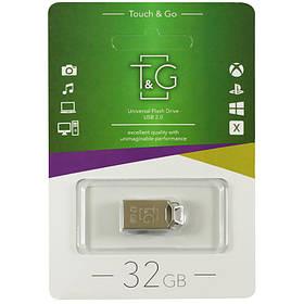Флеш-драйв USB Flash Drive T&G 110 Metal Series 32GB..