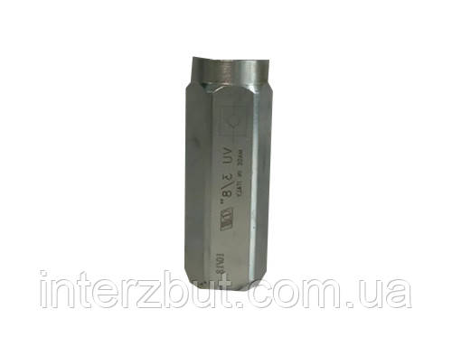 """Обратный клапан высокого давления Oleodinamica Marchesini VU 3/4"""" Италия"""