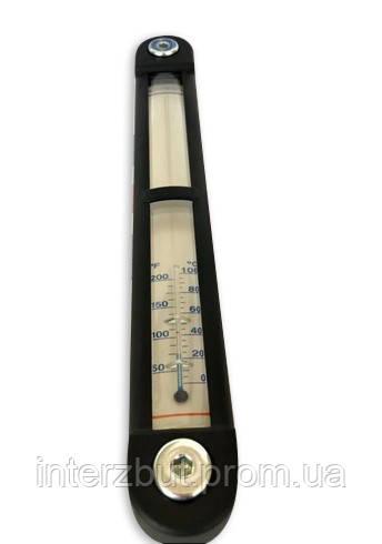 Визуальный индикатор уровня масла в баке (c термометром) MP Filtri LVA30TAPM10S01 (ХТЗ) Италия