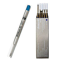 Набір стержнів для шарковой ручки 5шт Pelikan 337M метал сині