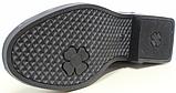 Высокие ботинки женские кожаные от производителя модель РИ11-11, фото 5
