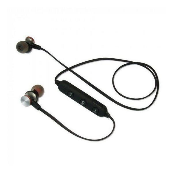 Навушники вакуумні бездротові з мікрофоном XO BS5 Steel