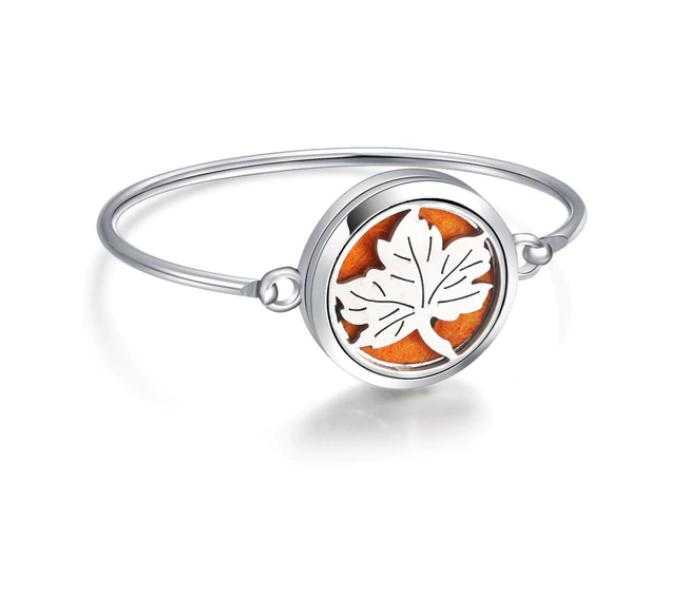 """Арома-браслет  """"Дерево жизни"""" с блоттером."""