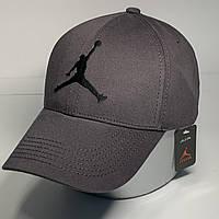 Мужская стильная кепка - бейсболка с регулятором, серый VK 1030