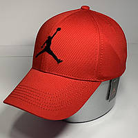 Мужская стильная кепка - бейсболка с регулятором, красный VK 1031