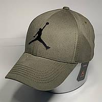 Мужская стильная кепка - бейсболка с регулятором, хаки VK 1032