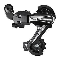 Переключатель задний Shimano Tourney RD-TY21A GS 6-7 скоростей, крепление под болт