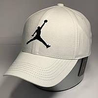 Мужская стильная кепка - бейсболка с регулятором, белый VK 1034