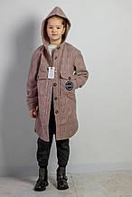 Пальто детское демисезонное для девочек