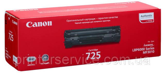 Картридж Canon 725 для LBP-6000