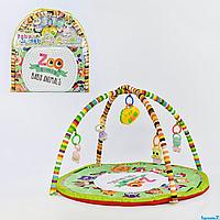 Килимок ігровий для дітей, 1821 А музичний, в коробці