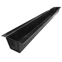 Пластиковая форма 2,5 метра для литья бетонных столбов. Формы из АБС пластика для цементных столбиков.