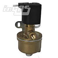 Электромагнитный клапан газа Tomasetto (пропан-бутан), вход D6 (M10x1), выход D6 (M10x1)
