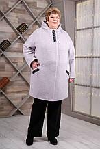 Пальто В-1087 Unito Тон 17