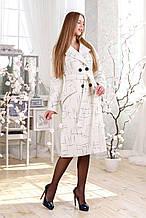 Пальто В-983 Cardenia Тон 1