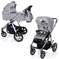 Коляска Baby Design Husky NR 105 TURQUOISE