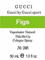 Олійна парфуми на розлив для чоловіків 248 «Gucci by Gucci Sport Gucci»