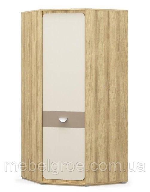 Шкаф угловой 1Д   тм Мебель Сервис