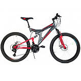 "Велосипед Azimut Power 24"" GFRD х17"", фото 3"