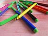 Фломастеры Centropen Eko 2560/12, смываемые чернила, треугольная форма, 12 цветов, фото 4