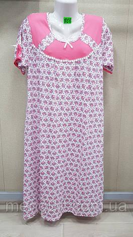 Нічні сорочки жіночі 100% бавовна Samo, фото 2
