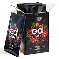 Білковий коктейль для схуднення Energy Diet Smart Coffe Кави (7 саше)