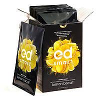 Белковый коктейль для похудения Energy Diet Smart Лимонный бисквит (7 саше)