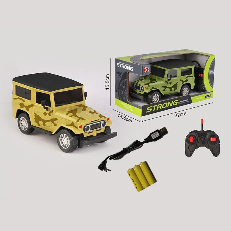 Машинка Джип на радіокеруванні на акумуляторі арт.HC1901A