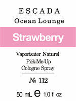 Perfume Oil 112 Ocean Lounge Escada | духи 50 ml