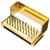 Алмазные боры 30 штук Azdent + кейс в подарок