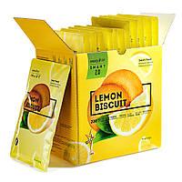 Белковый коктейль для похудения Energy Diet Smart Лимонное печенье (15 саше)