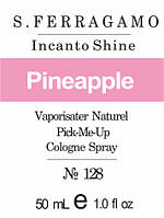 Масляная парфюмерия на разлив для женщин 128 «Incanto Shine Salvatore Ferragamo» 50 мл, фото 1