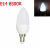 Світлодіодна лампа 4Вт E14 свічка C37 6500K LM792