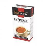 "Кофе молотый ""Bank of Coffee"" Еспрессо Класик 240 г"