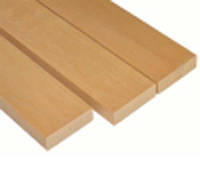 Лежак для сауны (брус-полок) ольха