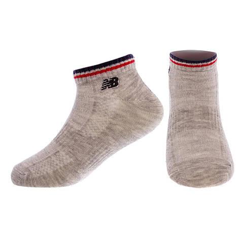 Носки спортивные укороченные New Balance BC-6940 размер 40-44 (полиэстер, хлопок, цвета в асссортименте), фото 2
