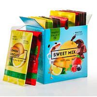 Белковый коктейль для похудения Energy Diet Smart Sweet Mix Blue Ассорти (15  саше)