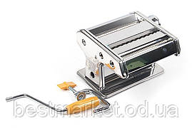 Машинка для Раскатки Теста Лапшерезка Ручная 150 мм